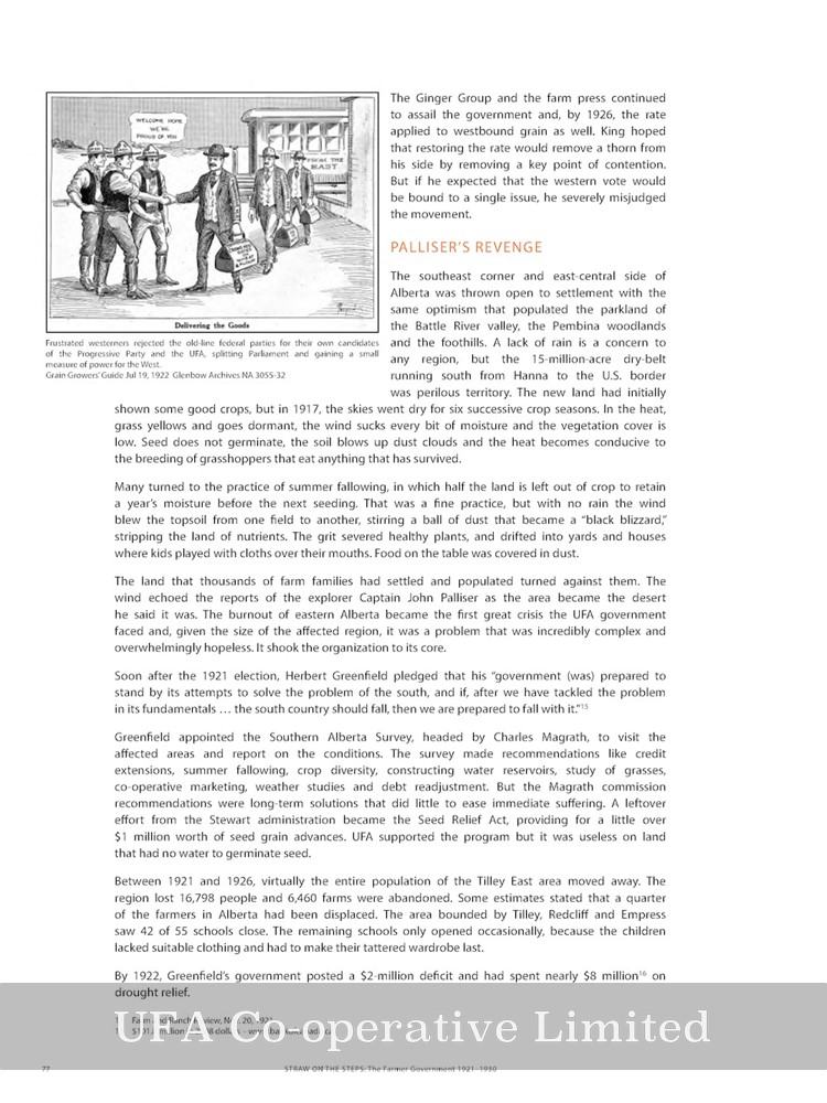 Chapter 3 United and Powerful: 1910-1920 Page 11 | United